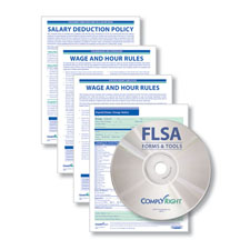 Our FLSA Forms and Tools Kit simplifies compliance with the new overtime laws in 2016.