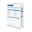 Our Concealed Cover Folder Enhances Your Employee Records Filing Systems