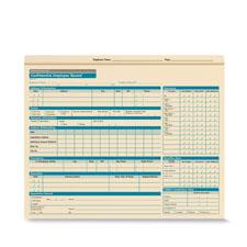 Personnel File Folders