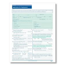 Connecticut State-Compliant Job Application