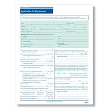 Washington, D.C. State-Compliant Job Application