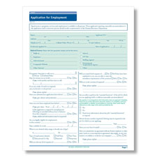 Hawaii State-Compliant Job Application