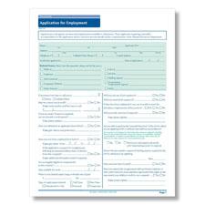 Massachusetts State-Compliant Job Application
