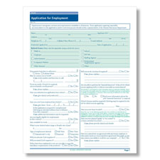 Nevada State-Compliant Job Application