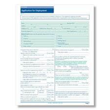 North Dakota State-Compliant Job Application