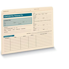 Confidential Personnel File