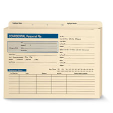 Confidential Personnel Files - Expandable