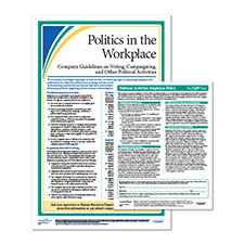 Politics in the Workplace Kit