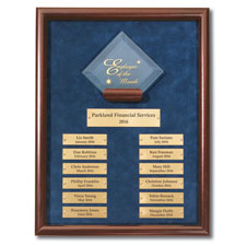 Diamond Employee of the Month Program Basic