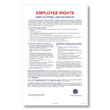 Display the National Labor Relations Act Poster for full labor law compliance (English)