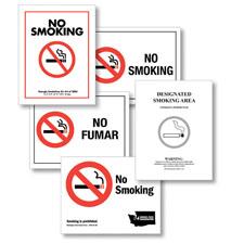 No Smoking Posters