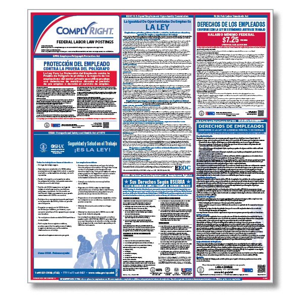 Federal Contractor Poster