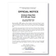 San Jose Minimum Wage Labor Law Poster
