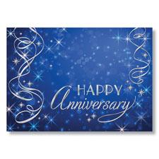 Anniversary Stars Card