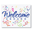 Welcome Confetti Card