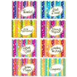 Vivid Mini Note Cards