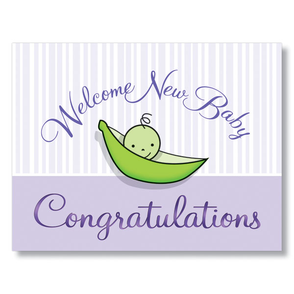Welcome Baby Cards | New Baby Birth Congratulations Cards