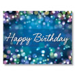 Share your office birthday wishes with employees this year using our new Birthday Sparkle corporate birthday cards.