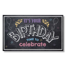 Need great birthday cards for coworkers or clients? Try our FE Chalkboard Birthday Celebration design at HRDirect.