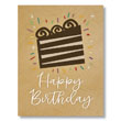 Happy birthday wishes is a piece of cake from Personnelly Yours®
