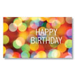 A vibrant birthday greeting from Festive Expressions® Collection