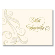 Send your sincere condolences with a <strong>Workplace Greetings® </strong>Business Greeting Card&#xA;