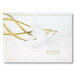 Gentle Dove of Peace Holiday Card