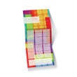 Contemporary Colors  Calendar Holiday Card