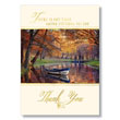 Placid Pond Holiday Card