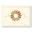 Flip Flop Holiday Wreath Holiday Card