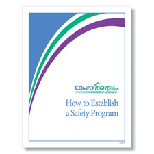 How to Create a Safety Program E-Guide