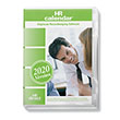 Manage attendance tracking and employee recordkeeping with <i>HRcalendar®</i> downloadable software