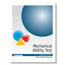 Mechanical Ability Online Test