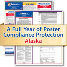 Alaska Labor Law Poster Service