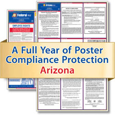 Arizona Labor Law Poster Service