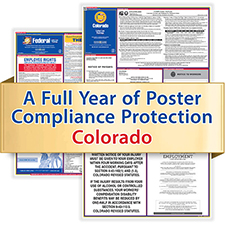 Colorado Labor Law Poster Service