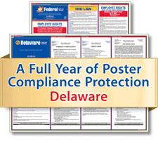 Delaware Labor Law Poster Service