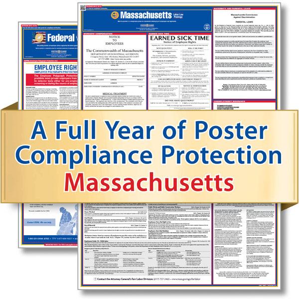 MA Labor Law Poster Service