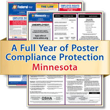 Minnesota Labor Law Poster Service