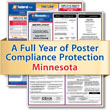 Get federal, state and local labor law posting compliance for Minnesota with Poster Guard® Compliance Protection