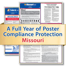 Missouri Labor Law Poster Service