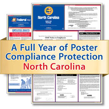North Carolina Labor Law Poster Service