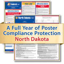 North Dakota Labor Law Poster Service