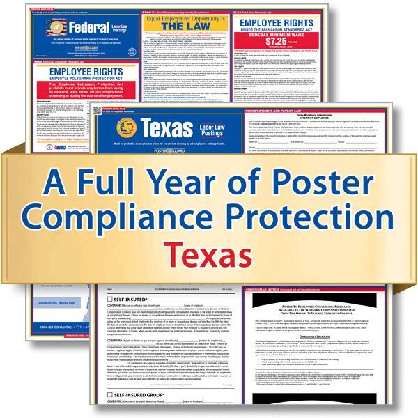texas employment laws and compliance Let us keep you covered with workplace laws compliance service labor law  posters texas offers worry-free update services & subscriptions subscribe.