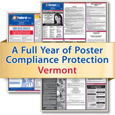 Vermont Labor Law Poster Service