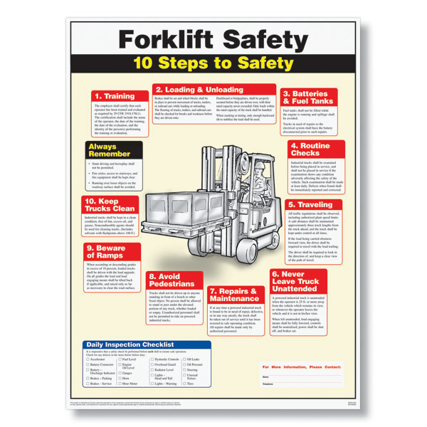 pre job safety instruction booklet