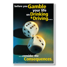 Drinking and Driving Poster