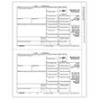 Picture of 1099-DIV 2-Up Preprinted Laser Payer and/or State Copy C (100 Pack)