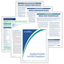 Picture of FLSA Forms & Tools Kit Downloadable