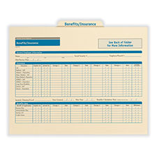 Employee Medical Record Organizer
